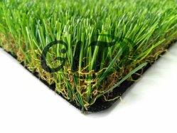 15, 30, 40 mm im Freienrasen, die Pflanzengarten-Dekoration-Teppich-synthetischer Rasen-künstliches Gras landschaftlich verschönern