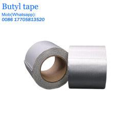 Die selbstklebende Aluminiumfolie-Oberfläche reparierend, Band-Material für Gebäude-Dach, Stahlfliese und Wand-Keller imprägniern