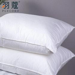 Hotel 5 estrelas qualidade programável barata fofo 233TC no tecido prova interna de almofadas