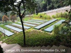 Scénic Fmbr manchas de tratamento de água integrado de tratamento de efluente de tratamento biológico de águas residuais Mbr do equipamento de tratamento de esgoto doméstico