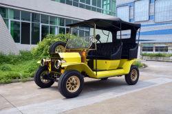 hecho personalizado eléctrico real coche clásico para hacer turismo.