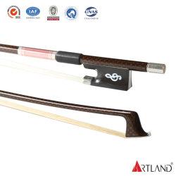 빨간 탄소 섬유 바이올린 활 (NB950C) 고급