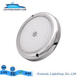 Huaxia mais novo Mini 150mm 18W 12V RGB 316ss resina LED isolados Underwater Piscina Light