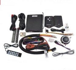 Smart ключ системы дистанционного управления замками дверей и запуска двигателя/Stop-Pke - пассивный режим открытия дверей-3300