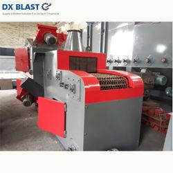 Grote matrijzen Opstraalmachine voor het reinigen van het oppervlak van de matrijzen