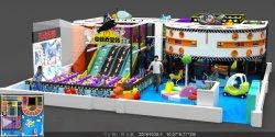 スペーススタイルのノートンティキャッスル、子供用屋内遊び場設備