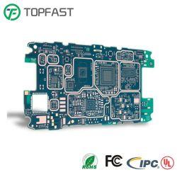 Fr4 het PCB Afgedrukte Motherboard van de Raad van de Kring OEM/ODM Multilayer Ontwerp van PCB van de Assemblage HDI van PCB en PCBA voor Elektronika