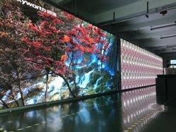 P2.6/P2.9/P3.9 Alquiler en el interior de la publicidad a todo color de pantalla de LED