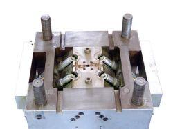 プラスチック鋳造物に用具を使う型は共押出しを停止する