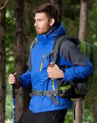 Nouveau design de mode hommes Outwear du brise-vent imperméable pique-nique Camping Randonnée hors du garçon de loisirs enduire avec Hoody
