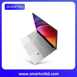 15.6 computer portatile di memoria del quadrato dell'affissione a cristalli liquidi di pollice 1920*1080 con la tastiera 8GB+128GB dell'anaglifo del cioccolato di 100 tasti