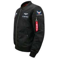 2020의 새로운 봄 가을 일본 사람 동향 작업복 바람 재킷 남자