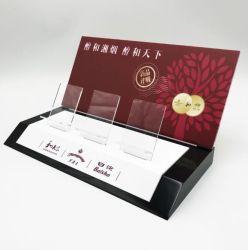 На заводе оптовой хорошего качества Plexiglass акриловый сигареты подставка для дисплея