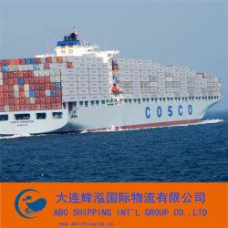 Os serviços de logística internacional se concentrar em mercadorias do transporte marítimo