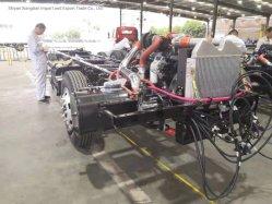 LHD Fabricação Dongfeng 9m Diesel chassis de ônibus para venda