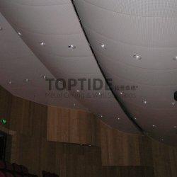 건물 벽 천장 맞춤 장식 재질 알루미늄 매달린 금속 천장