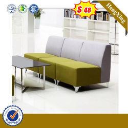 Base di sofà Mixed di svago del tessuto di colore del salone domestico superiore dell'hotel