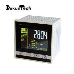 Dk2804p 높은 정밀도 지적인 디지털 표시 장치 Pid 색깔 스크린 프로그램 프로세스 곡선 프로세스 관제사