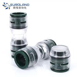 Str&Est HDPE 플라스틱 Microduct 연결기 및 문미 기호