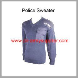 All'ingrosso a buon mercato Cina Esercito Blu polizia militare militare pullover tattico