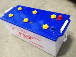Die Selbst Autobatterie-Starter-Leitungskabel-Säure-Batterie trocknen belastete Batterie N150 TNT