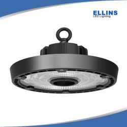 5 年間の保証付きハイベイ UFO LED 100W ライトフィッティング