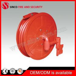 Tambor do Molinete da mangueira de incêndio padrão En671 para mangueira de incêndio Manual Moinho