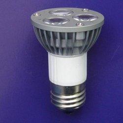E27 de LEIDENE Lamp van de Schijnwerper (YC-Mr16-1*3w)