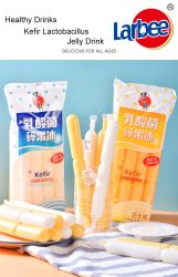 Larbee Factory 704G Ice Pop Lactobacillus Fruit Jelly in Bag