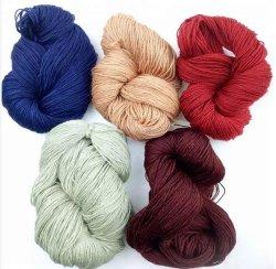 卸売業ニュージーランドウール糸ハンドニット 100% ウール糸 カーペットのため