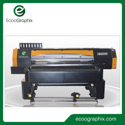 스틱이 장착된 고비용 효율 고속 직물 디지털 프린터 벨트