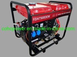 Coho-Dieselschweißens-Generator mit Schnellkupplungs