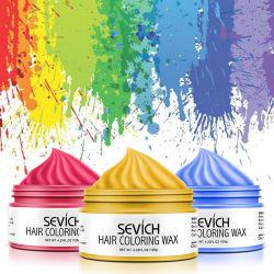 Prodotto logo personalizzato in cera colore capelli strong Hold Fashion per Uomini