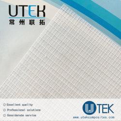 WaterproofのためのポリエステルReinforcement Non-Woven Fabric Backing Fiber Glass Mesh