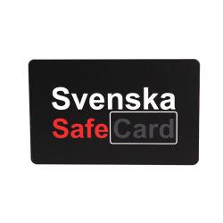 새로운 Deisgn RFID 13.56MHz COB Active Blocking Card