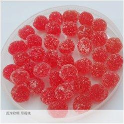 Het Kleverige Suikergoed van de Kauwgom van het Aroma van het fruit