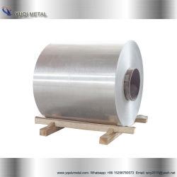 Hoja de aluminio gofrado para congeladores Panel con alta calidad de 0.3-0.5mm