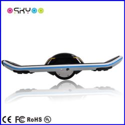 Slim Saldo Één Elektrisch Skateboard Unicycle van het Wiel