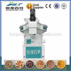 2.5톤 PRESS Peanut Shell Pellet 생산 라인 높은 효율성