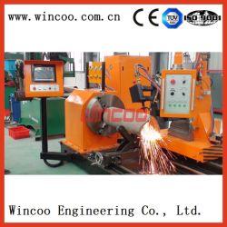 Золотник трубопровода на высокой скорости и плазменных пламени режущие и профилирование машины/строительная техника