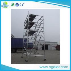 Alumínio Metálico Sgaiertruss andaimes para construção