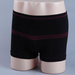 Barato Personalizar Nylon/Spandex hombres sexy Seamless Boxers