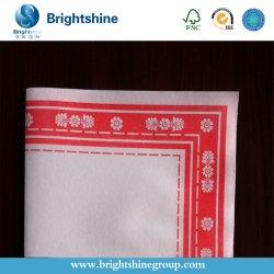 Sienta la ropa de cama Toallas invitado como mano de papel desechables de tela servilletas de papel absorbente, mejor, las toallas de mano