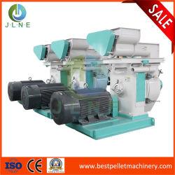 Usine Mzlh508 d'alimentation de 2 tonnes/h de la biomasse Pelletizer bois