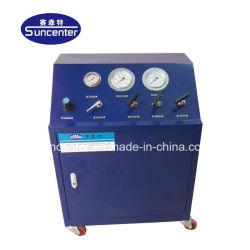 Booster de gás para oxigénio/azoto/Hélio/CO2 enchimento dos cilindros
