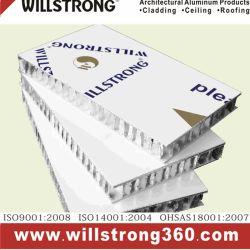 Willstrong aluminium Panneau alvéolé Bureau Décoration de partition