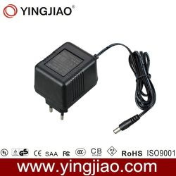 8W Adaptador de alimentação DC AC Linear com marcação CE
