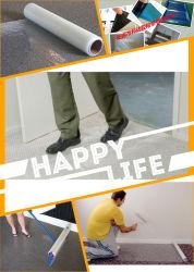 PE película de protección adhesiva alfombra para automóvil