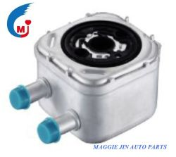 As peças do motor de Autopeças Arrefecedor de óleo para a VW/Audi