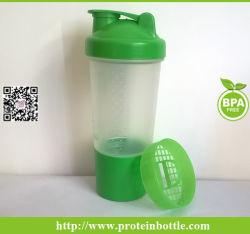 cuvette de protéine de bouteille de dispositif trembleur de la protéine 500ml (XQ01500ML)